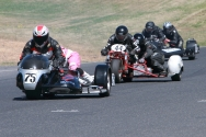 HMRAV Shannons Souther Classic Sidecar Images