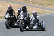 2014-11-09 HMRAV Southern Classic Sidecars
