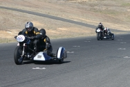 Vic Road Race Titles - Sidecars